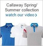 Callaway Spring Summer 2015 clothing